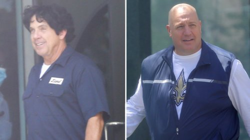 NFL's Sean Payton In Costume for 'Bountygate' Movie ... Kevin James Playing Saints Coach!