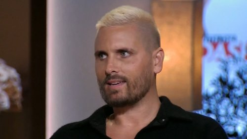 Scott Disick I don't chase young ladies, per se ... But They Do Chase Me!!!
