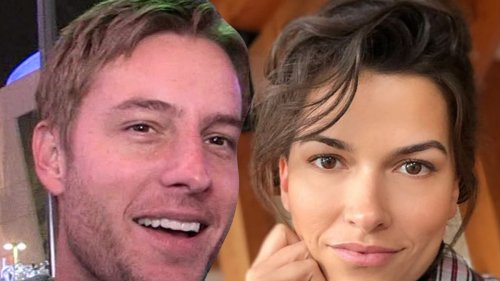Justin Hartley There's a New 'Us' ... Marries Sofia Pernas!!!