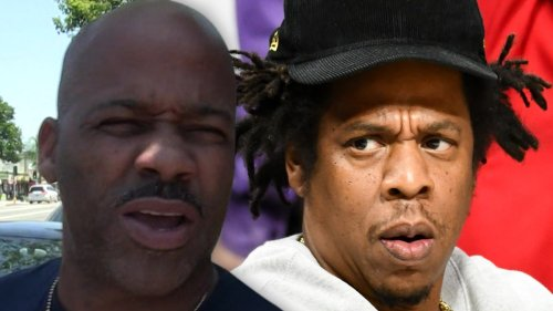 Damon Dash I've Got Every Right to Sell 'Reasonable Doubt' ... Jay-Z's Offer Was too Low!!!