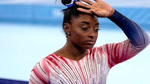 Simone Biles Shuts Up Critics ... 'I Can't Hear You Over My 7 Olympic Medals'