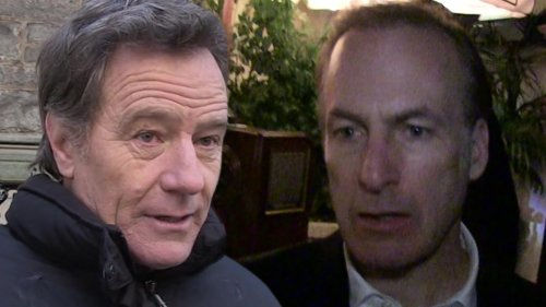 Bob Odenkirk Bryan Cranston Asks for Positive Thoughts & Prayers ... After 'Better Call Saul' Collapse