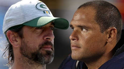 Ex-Bears Star Olin Kreutz I Want To Punch Rodgers In The Face ... Over 'Own You' Taunt