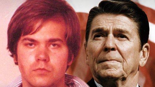 JOHN HINCKLEY JR. President Reagan's Shooter Gets Unconditional Release