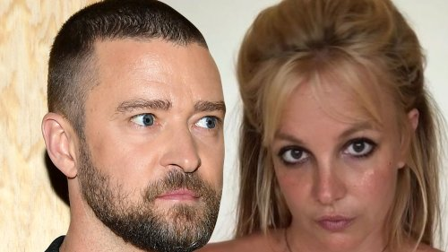 Justin Timberlake What's Happening to Britney 'Just Isn't Right!!!' Urges Judge to Free Her