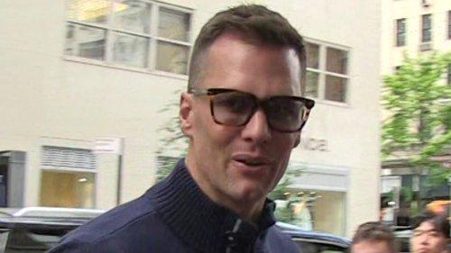 Tom Brady QB Won't Commit To Playing 'Til 50 ... 'That's A Long Time'