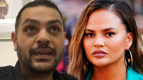 'Project Runway' Star Chrissy Teigen's Bullied Me So Much ... I Have Suicidal Thoughts