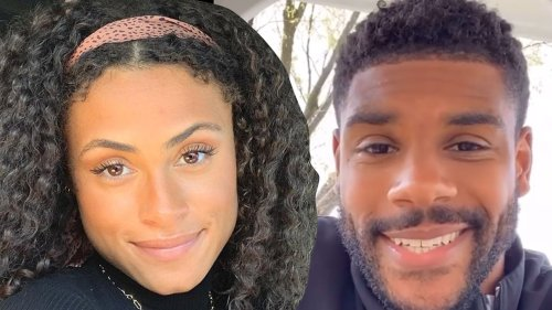 Sydney McLaughin Engaged To Former NFL Player ... 'The Perfect Man!!!'