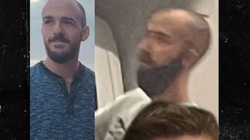 Brian Laundrie Escaped to Canada??? 'Flustered' Look-Alike Sighting at Hotel