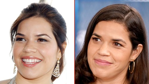 America Ferrera Good Genes or Good Docs?!