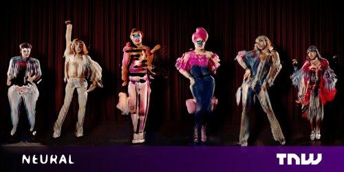 Deepfake drag show explores AI's biases through interactive performances