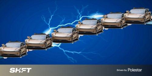Lucid Motors Air Dream is the longest-range electric vehicle on the road