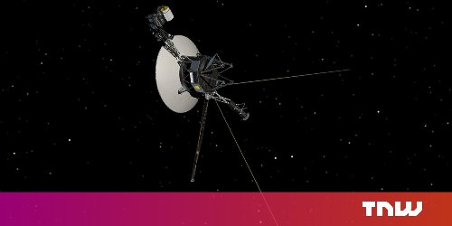 Voyager 1 is 14 billion miles away and picking up a bizarre cosmic hum… what is it?