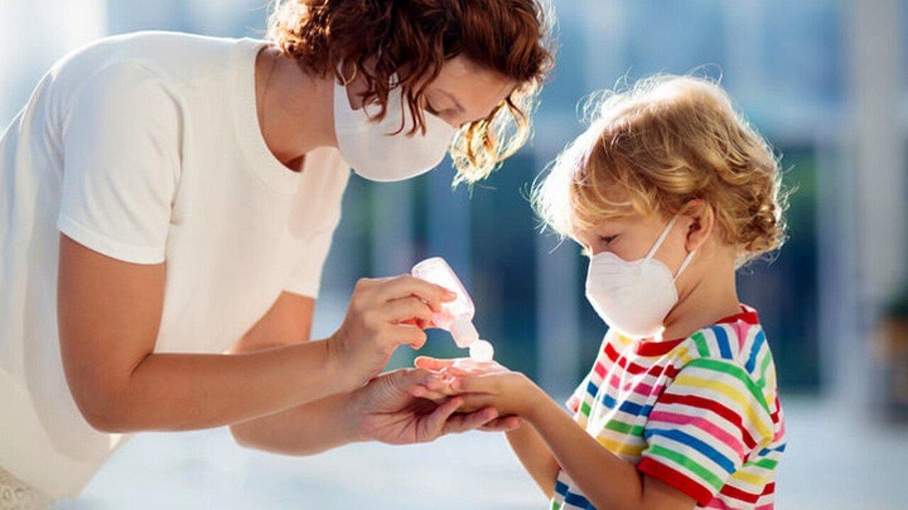 Covid, bambini e vaccini - cover