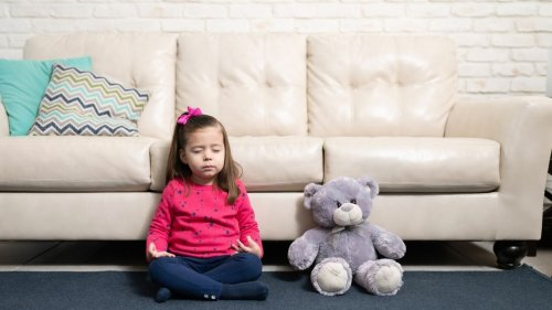 Teaching your kid mindful breathing can help ease their tantrums