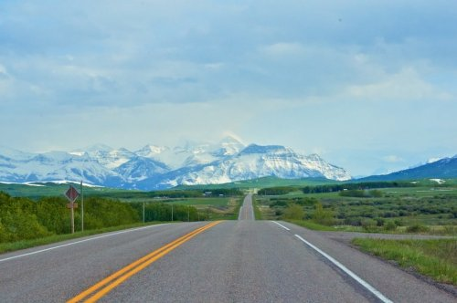 Scenic Drive: Things to Do Along Cowboy Trail/Highway 22 - Alberta   To Do Canada