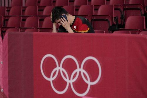 Olympia-Eklat! Ovtcharov darf vor Bronze-Match nicht in Halle trainieren