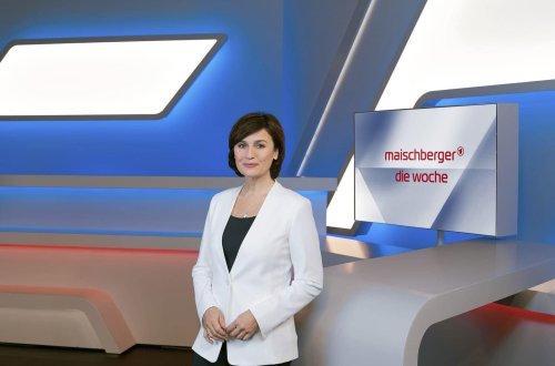 """""""Maischberger. Die Woche"""" heute: Gäste und Themen der ARD-Talkshow"""