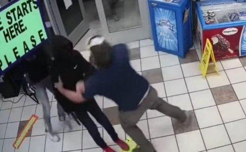Überfall dauert nur vier Sekunden – damit hat der Täter nicht rechnet