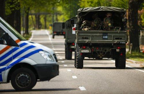 Belgien: Terrorverdächtiger Soldat wohl tot aufgefunden