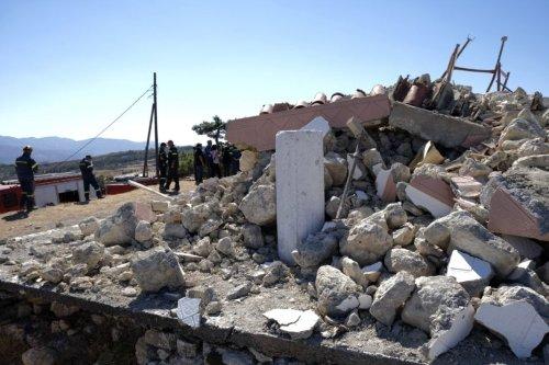 Erdbeben der Stärke 5,8 auf Kreta – mindestens ein Toter