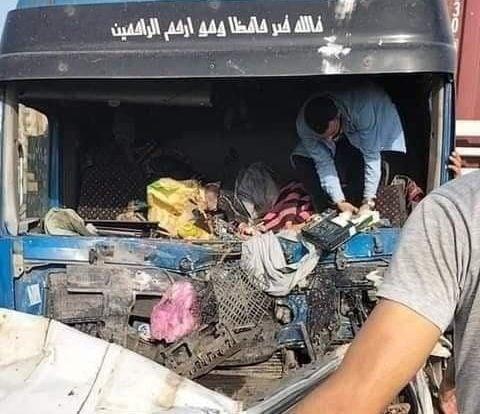 19 Tote bei schwerem Verkehrsunfall in Kairo