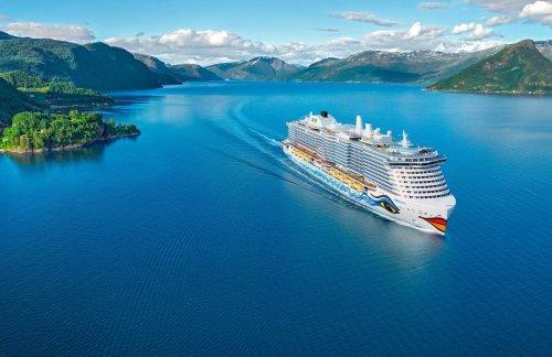 Diese Kreuzfahrtschiffe stechen 2022 neu in See