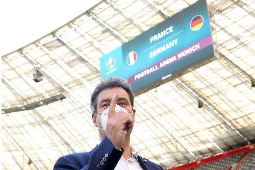 Deutschland – Frankreich: Die Corona-Regeln beim ersten deutschen EM-Spiel in München