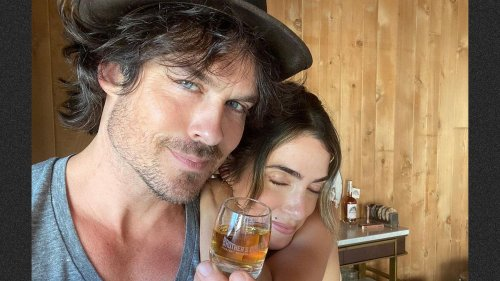 Ian Somerhalder Says Wife Nikki Reed Dug Him Out of 'Nightmare' Debt: 'It Almost Killed Her'