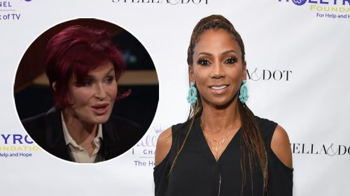 Holly Robinson Peete Fires Back After Sharon Osbourne Called Her Former Co-Hosts 'Disgruntled Ladies'
