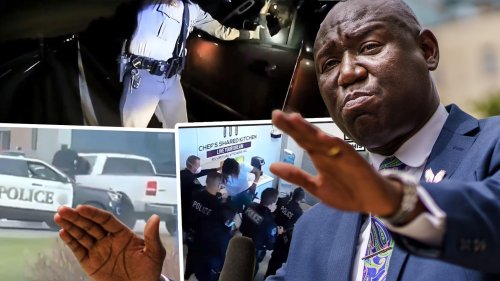 Ben Crump Shares Damning Clips Showing How Lenient Police are With White Suspects