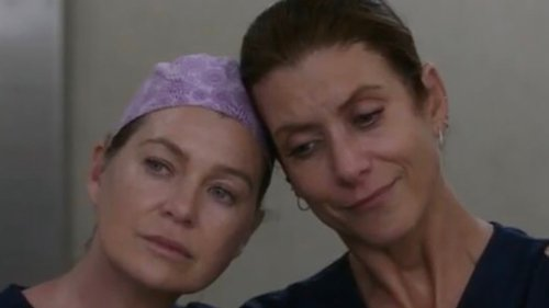 Kate Walsh's Emotional Grey's Anatomy Return Sees Addison Meet Derek's Kids