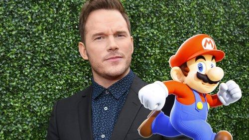 Internet Divided on Chris Pratt Casting as Mario