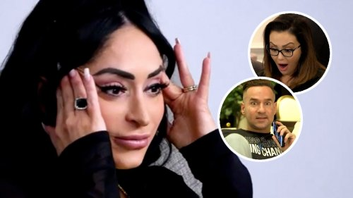 Jersey Shore Recap: Has Angelina Pivarnick Been Cheating on Her Husband?!