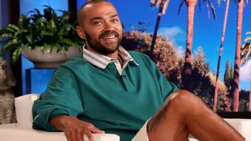 Jesse Williams on Following Grey's Anatomy Exit with Nude Broadway Debut