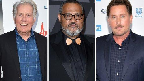 Martin Sheen Recalls Laurence Fishburne Saving Emilio Estevez's Life While Filming Apocalypse Now