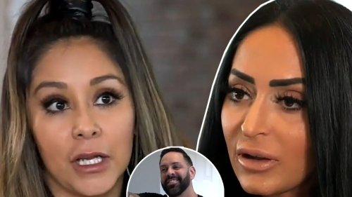 Snooki, Angelina Face Off for First Time Since Wedding Speech Fallout on Jersey Shore
