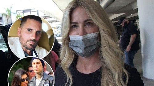 Kim Zolciak Thinks Scott Disick Will Go to Kourtney-Travis Wedding (Exclusive)