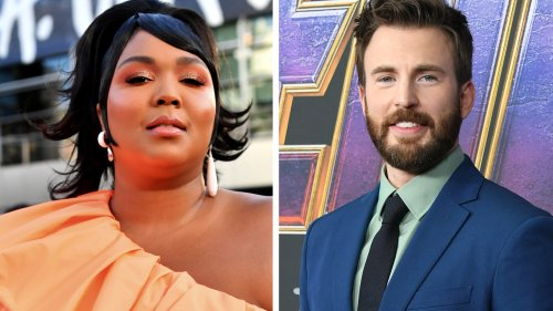 Chris Evans Responds to Lizzo Saying She's Pregnant with His Baby
