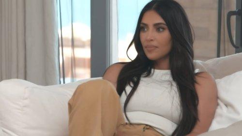 Kim Kardashian Admits Something VERY Embarrassing in KUWTK Deleted Scene