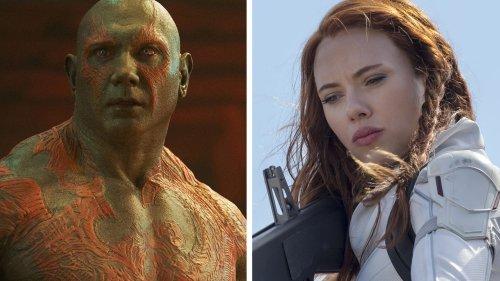 Dave Bautista Reacts to Scarlett Johansson's Black Widow Lawsuit