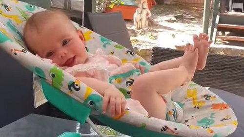 Dad's Final Facebook Post of Giggling Baby Daughter Before He Jumps Off 120ft Dam to Their Deaths