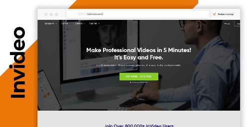 Creare video online in modo semplice: recensione Invideo