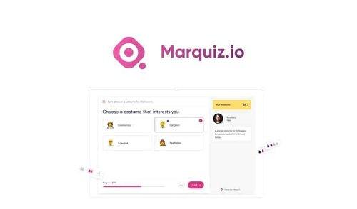 Crea velocemente quiz online per coinvolgere il tuo pubblico con Marquiz in lifetime