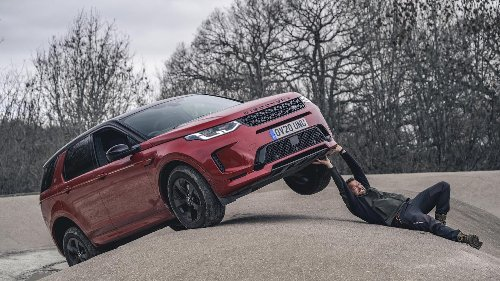 Land Rover Discovery Sport – long-term review - Report No:8