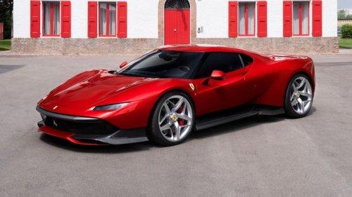 Estos son los mejores 12 Special Projects de Ferrari