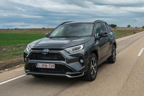 Prueba Toyota RAV4 Plug In, el híbrido inteligente