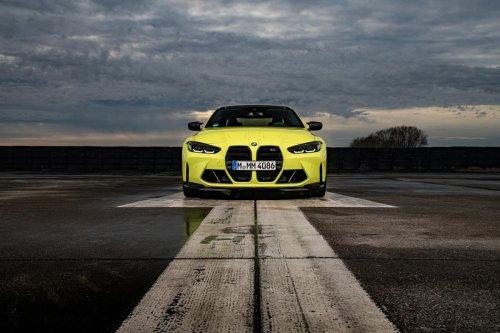 La parrilla de los BMW M3 y M4: ¿realmente es tan desmesurada hoy en día?