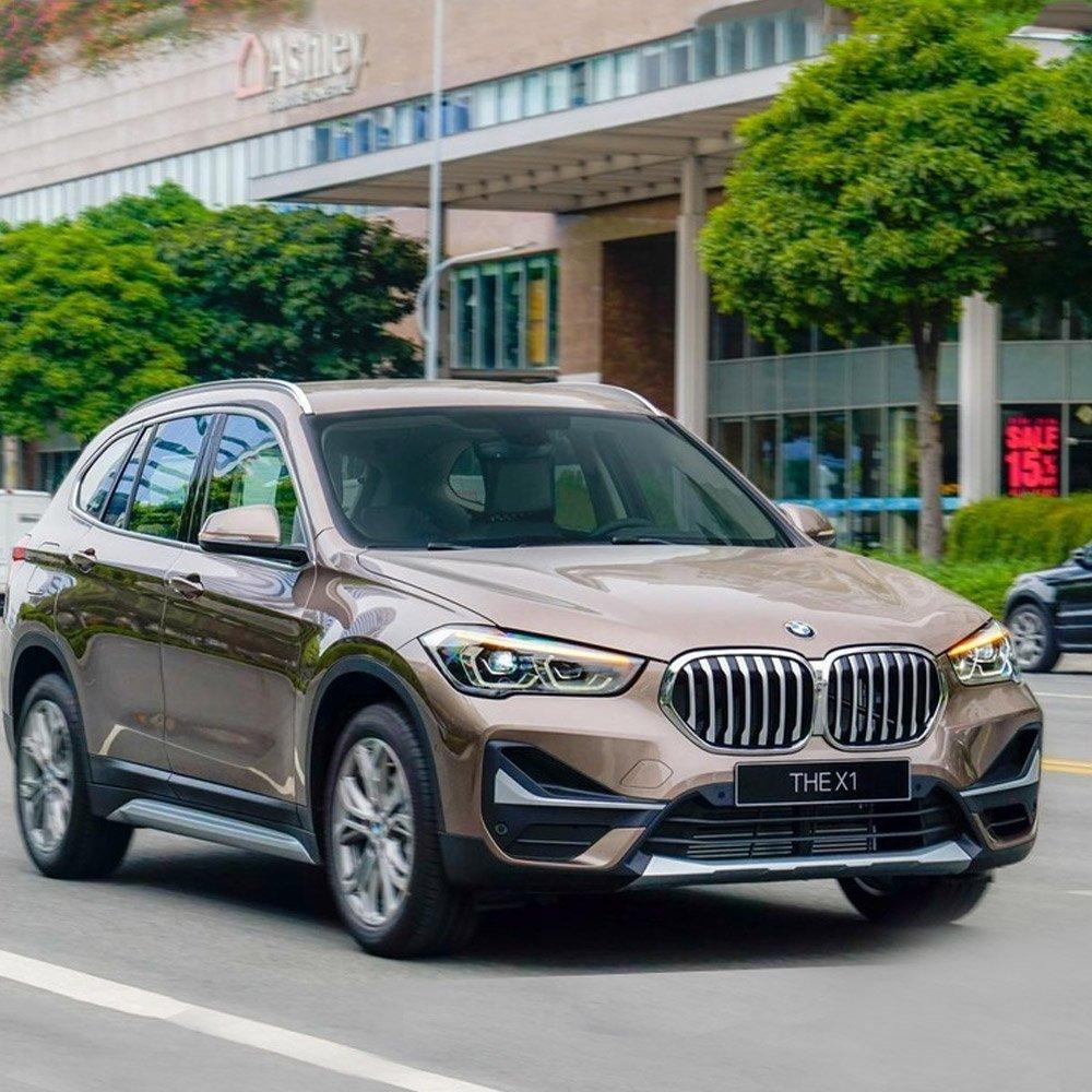 BMW X1 2021: Đánh giá xe, Giá lăn bánh & Ưu đãi tháng 07/2021