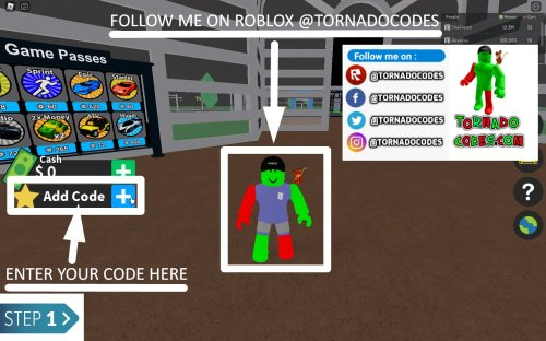 Roblox Vehicle Tycoon Codes - Complete List (September 2021) - Tornado Codes